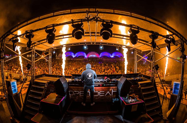 Open Beatz DJ Pult