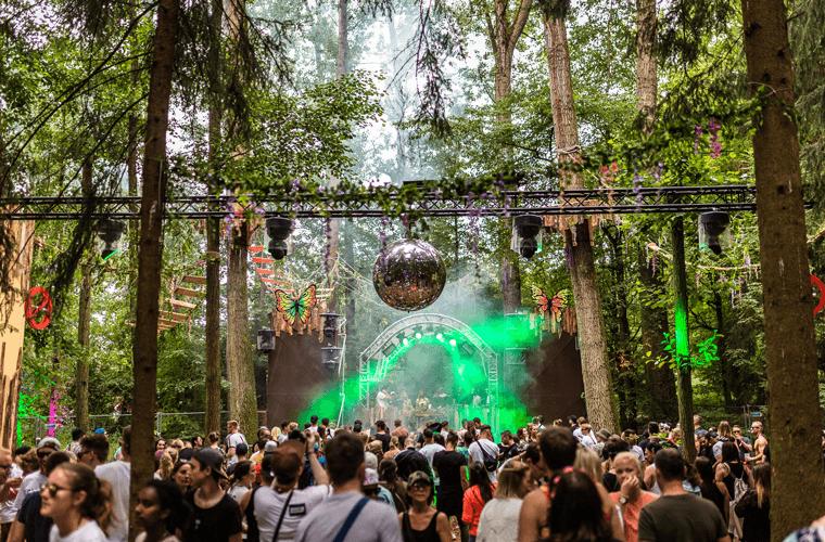Open Beatz Magical Forest